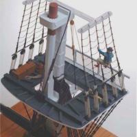 Constitution Main Mast