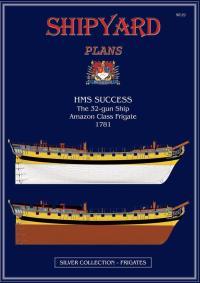 NR29 Shipyard Modellar Plans - HMS Success