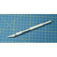 #1 Slender Hobby Knife- w/ #11 Blade PKN2301
