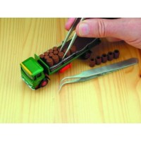 #3 Stainless Steel Tweezers PTW2185/3