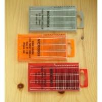 (HSS) Wire Gauge Drill Set PDR4004
