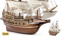 Revenge, English Galleon Occre
