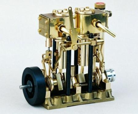 Saito Steam Engine