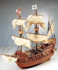Artesania Latina San Francisco 2 wood ship kit