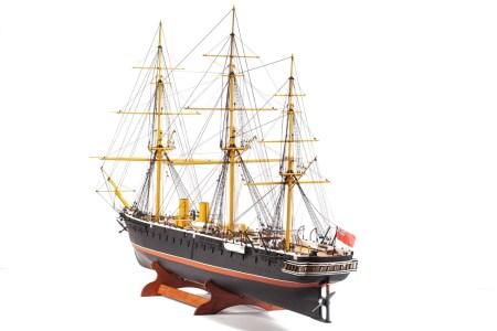 Billing Boats - 1:100 HMS Warrior