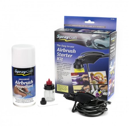 Airbrush Starter Kit