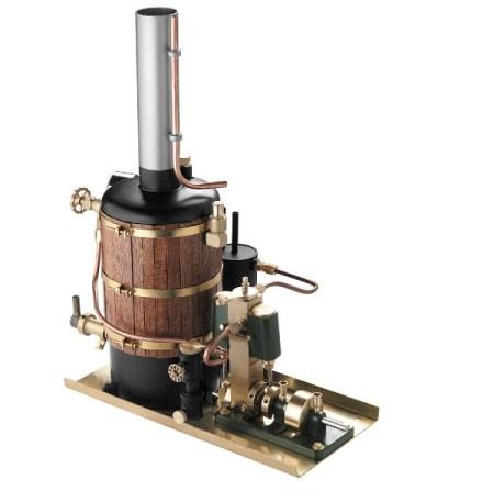 Alex Steam Engine