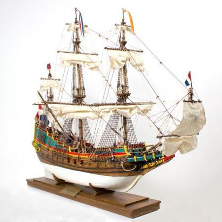 Kolderstok Batavia VOC Return Ship