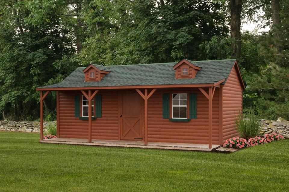LakeSide Cabins Premier Collection - Log HomeSteader