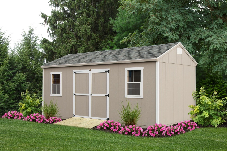 Standard Collection Garden Shed