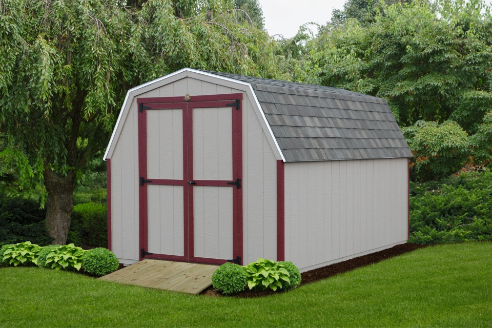LakeSide Sheds - Standard Collection Mini Barn
