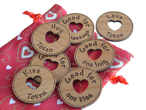 Valentines Day Love Tokens A Exclusive