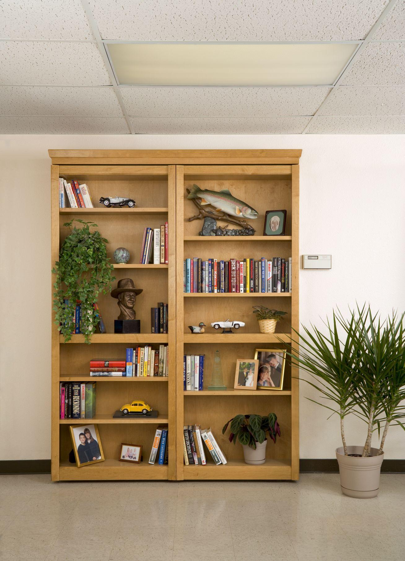 Tip A Secret Door Inside A Bookshelf Blookup Blog