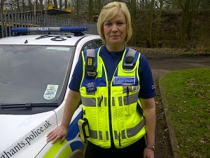 PCSO Jane Caoley