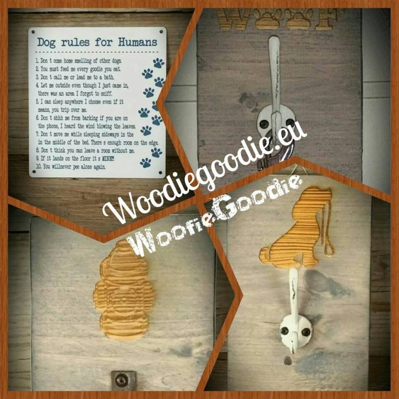 Zie ook www.woodiegoodie.eu