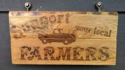 Plaque boerderij
