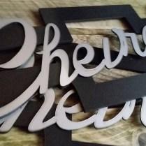 Kunststof cutouts