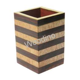 Woodino Wooden Premium Joint Pen Jar