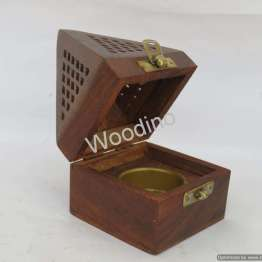 Woodino Triangle Incense Lobaandan Holder