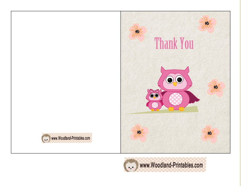 Printable Thank You Candy Wrappers Just BCAUSE