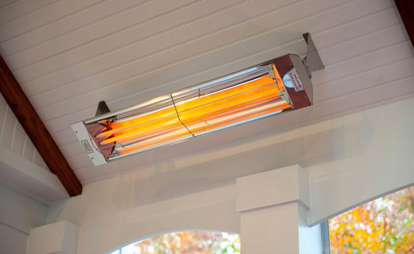 electric patio heater buying guide