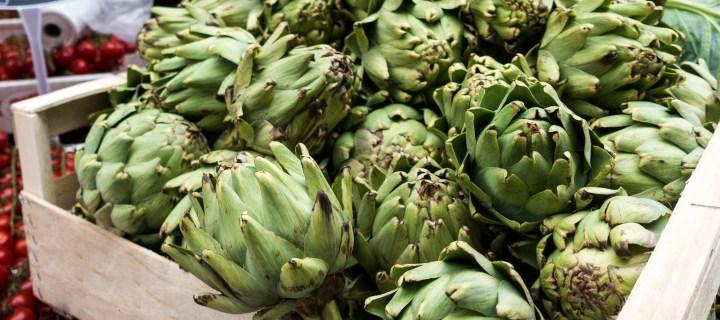 In-Season Produce in April