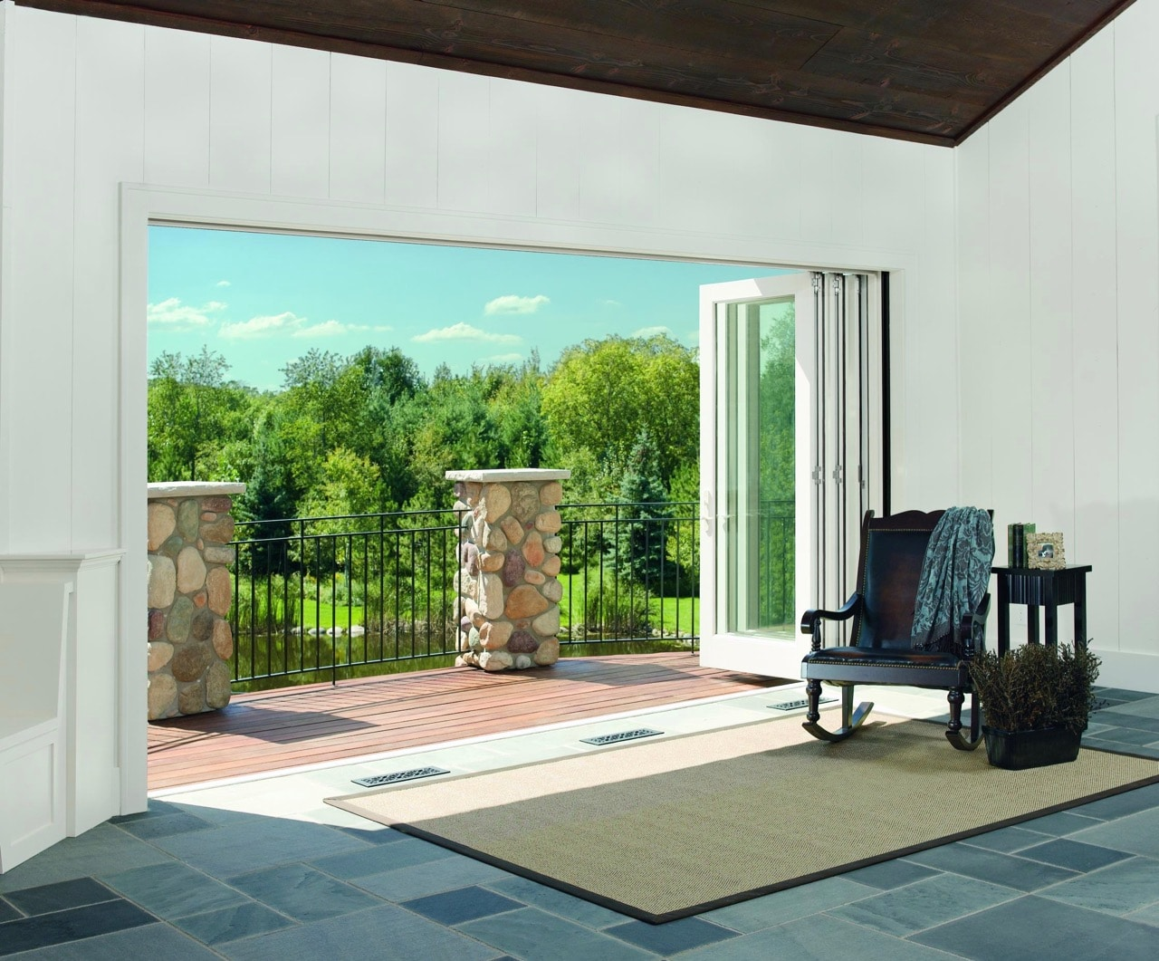 large sliding door systems