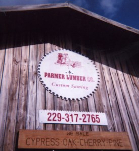 If you're ever in Dawson, Georgia, stop and say hello to Robert and his son at Parmer Lumber Co.