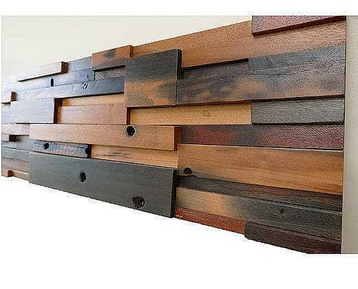 Wooden Wall Panels Restaurant Wall Panels 40D Reclaimed Wood Panels Beauteous Decorative Wood Wall Tiles