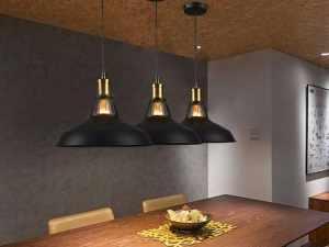 filament pendant lamp, Vintage metal Light