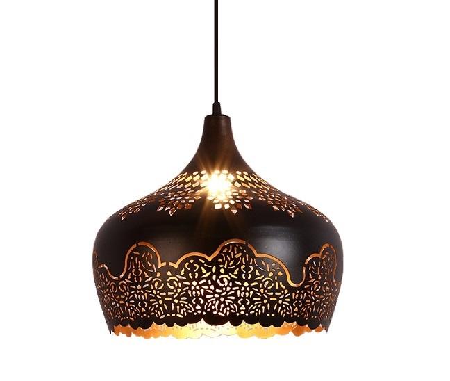 Moroccan Style Pendant Light. Moroccan Metal Pendant Lights