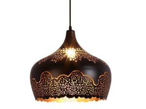 Moroccan Style Pendant Light. Moroccan Metal Pendant Lights