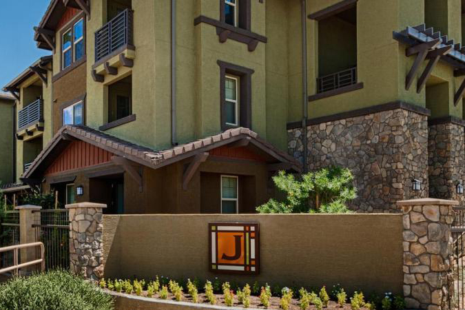 Jefferson on Legacy Luxury Apartment Community, Phase I & II at One Scottsdale
