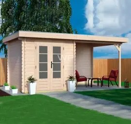 Contemporary Summer Houses Woodpro