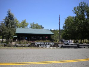 Shingletown Library