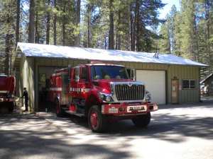 Cal Fire Engine