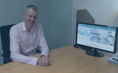 Dan Woodruff becomes a Chartered Wealth Manager