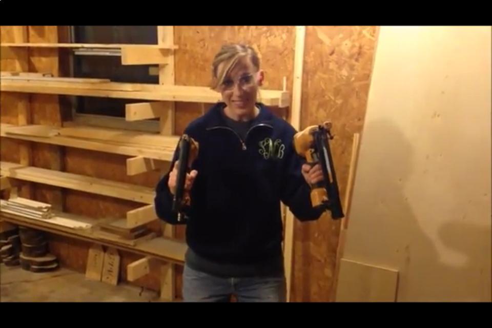 me with nail gun