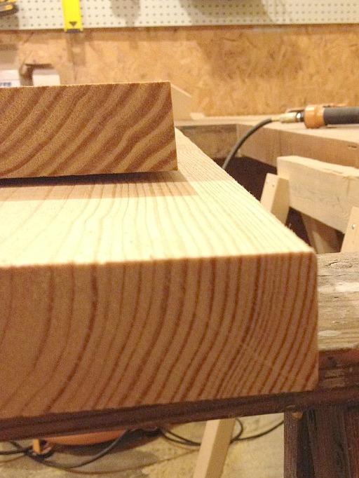 wood edges