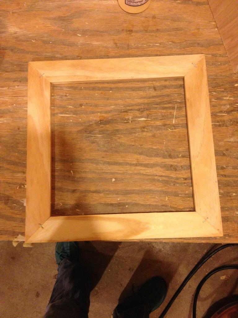 How to build a GORGEOUS wood lantern!