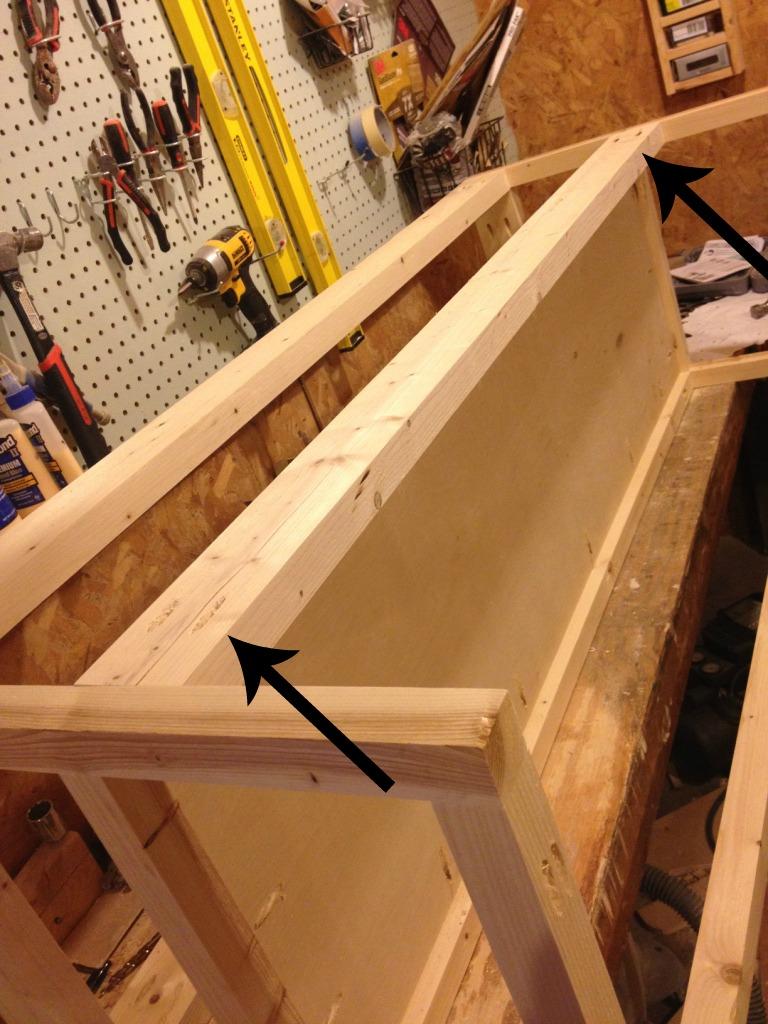 How to Build a Modern Floating Bathroom Vanity