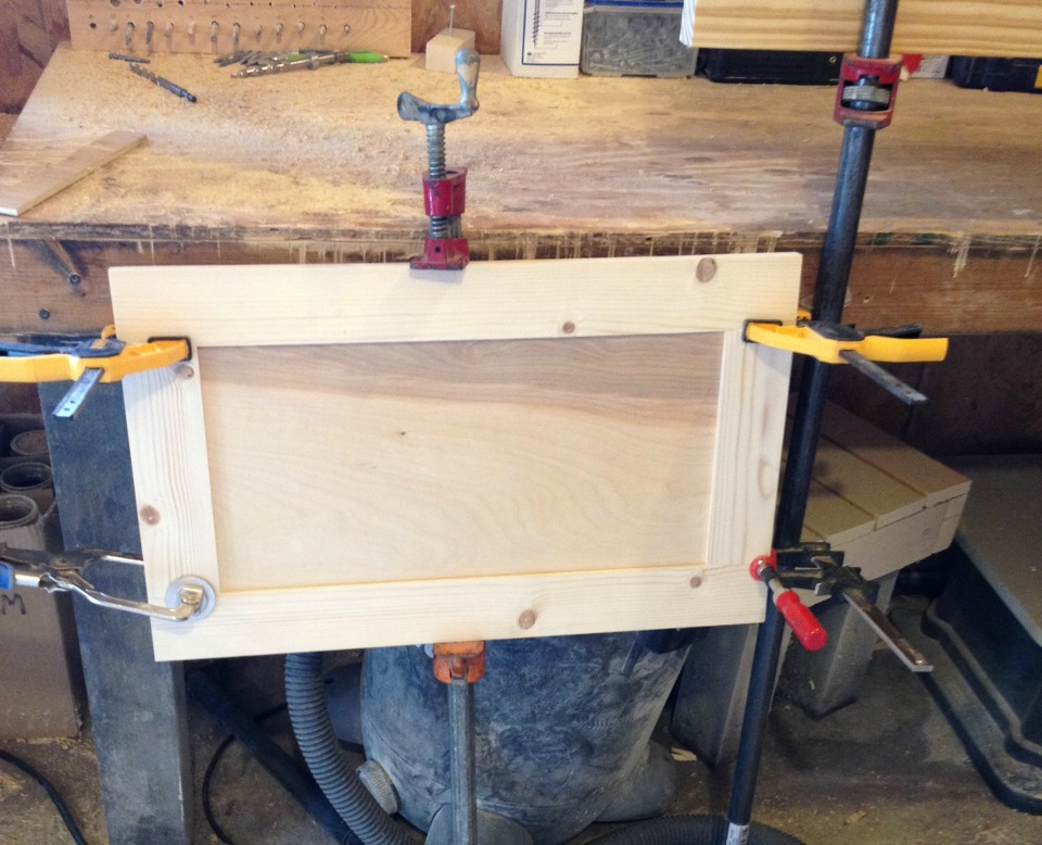 How To Build An Aquarium Cabinet Stand The Start Of A Man Cave