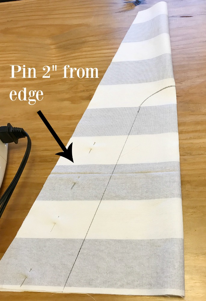 draw and pin diy dog tent teepee door