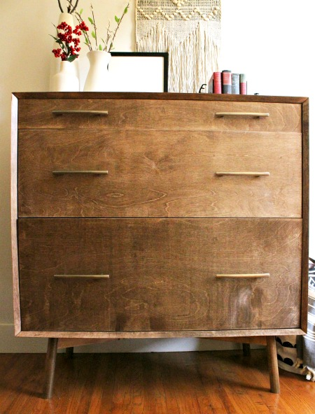 modern furniture diy. How To Build A Mid Century Modern Furniture Base With Round Angled Legs Diy