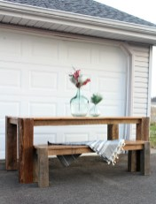 Barnwood Dining Table
