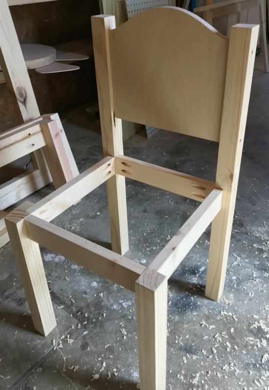 Remarkable How To Build A Diy Kids Play Table And Chairs Free Building Caraccident5 Cool Chair Designs And Ideas Caraccident5Info