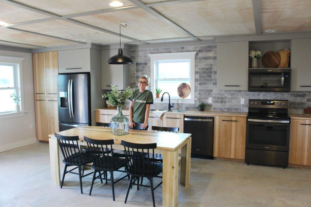 Jeffrey Court Fall Renovation Challenge 2018 Final Reveal Modern Kitchen