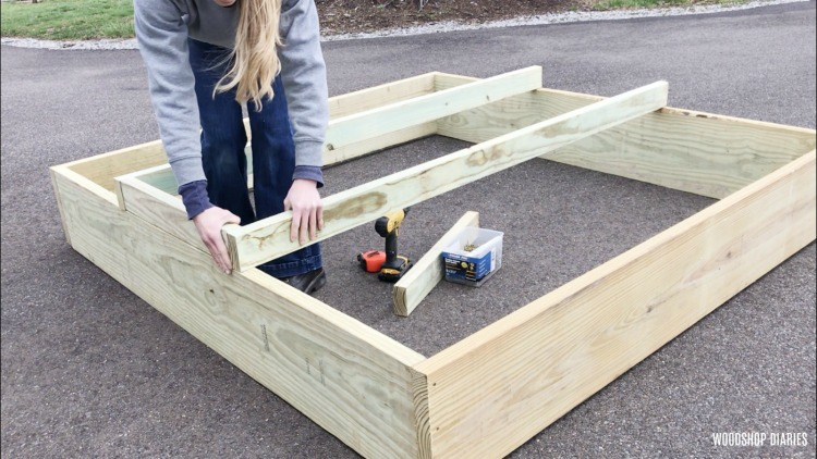 How to Build Your Own DIY Raised Garden Bed --In Just a