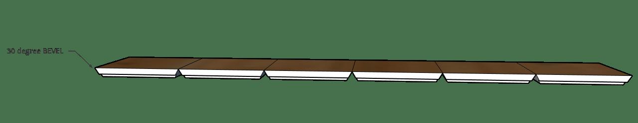 Continuous Grain Keepsake Box Diy With Tile Lid