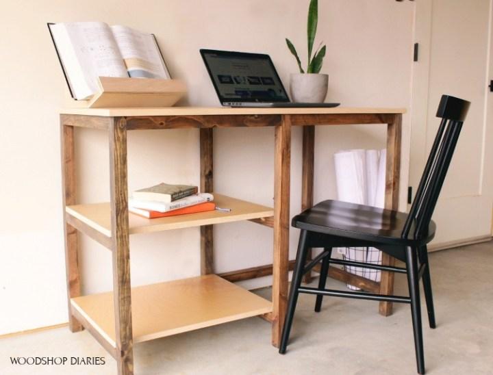 Easy DIY desk for built for $40